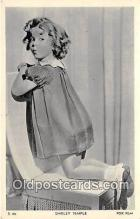 act020434 - Shirley Temple Postcard