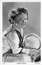 act020435 - Shirley Temple Postcard