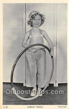 act020437 - Shirley Temple Postcard
