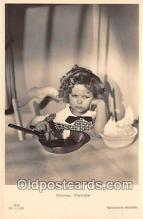 act020441 - Shirley Temple Postcard