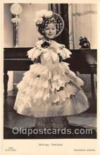 act020443 - Shirley Temple Postcard
