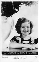 act020448 - Shirley Temple Postcard