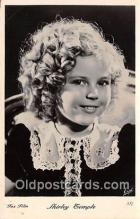 act020449 - Shirley Temple Postcard