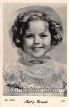 act020450 - Shirley Temple Postcard