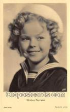 act020454 - Shirley Temple Postcard