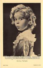 act020456 - Shirley Temple Postcard