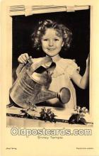 act020459 - Shirley Temple Postcard