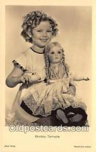 act020462 - Shirley Temple Postcard