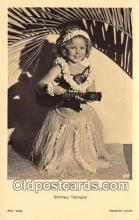 act020466 - Shirley Temple Postcard