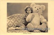 act020469 - Shirley Temple Postcard