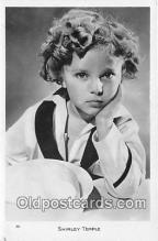 act020472 - Shirley Temple Postcard