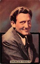 act020474 - Spencer Tracy Movie Star Actor Actress Film Star Postcard, Old Vintage Antique Post Card