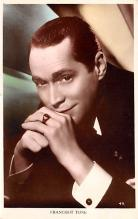 act020486 - Franchot Tone Movie Star Actor Actress Film Star Postcard, Old Vintage Antique Post Card