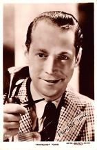 act020500 - Franchot Tone Movie Star Actor Actress Film Star Postcard, Old Vintage Antique Post Card