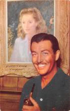act020512 - Conspirator, Robert Taylor Movie Star Actor Actress Film Star Postcard, Old Vintage Antique Post Card