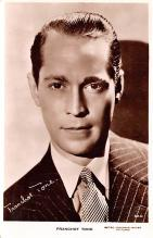 act020536 - Franchot Tone Movie Star Actor Actress Film Star Postcard, Old Vintage Antique Post Card