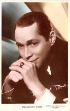 act020541 - Franchot Tone Movie Star Actor Actress Film Star Postcard, Old Vintage Antique Post Card