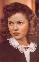 act020567 - Shirley Temple Movie Star Actor Actress Film Star Postcard, Old Vintage Antique Post Card