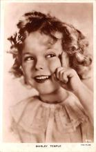 act020579 - Shirley Temple Movie Star Actor Actress Film Star Postcard, Old Vintage Antique Post Card