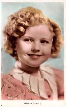 act020581 - Shirley Temple Movie Star Actor Actress Film Star Postcard, Old Vintage Antique Post Card
