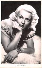 act020592 - Lana Turner Movie Star Actor Actress Film Star Postcard, Old Vintage Antique Post Card