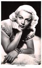 act020600 - Lana Turner Movie Star Actor Actress Film Star Postcard, Old Vintage Antique Post Card