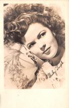 act020639 - Shirley Temple Movie Star Actor Actress Film Star Postcard, Old Vintage Antique Post Card