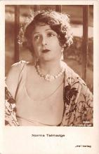 act020643 - Norma Talmadge Movie Star Actor Actress Film Star Postcard, Old Vintage Antique Post Card