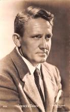 act020645 - Spencer Tracy Movie Star Actor Actress Film Star Postcard, Old Vintage Antique Post Card
