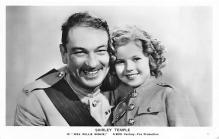 act020723 - Child Movie Star Shirley Temple Post Card Old Vintage Antique