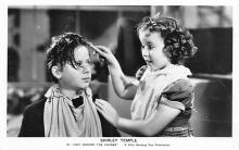 act020769 - Child Movie Star Shirley Temple Post Card Old Vintage Antique