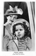 act020793 - Child Movie Star Shirley Temple Post Card Old Vintage Antique