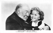 act020813 - Child Movie Star Shirley Temple Post Card Old Vintage Antique