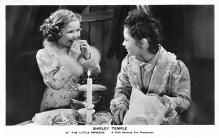 act020821 - Child Movie Star Shirley Temple Post Card Old Vintage Antique