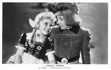 act020829 - Child Movie Star Shirley Temple Post Card Old Vintage Antique