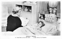 act020855 - Child Movie Star Shirley Temple Post Card Old Vintage Antique