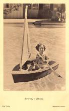 act020979 - Child Movie Star Shirley Temple Post Card Old Vintage Antique