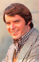 act021002 - Robert Urich Movie Star Actor Actress Film Star Postcard, Old Vintage Antique Post Card