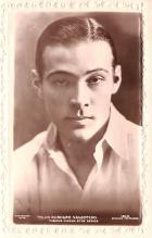 act022031 - Rudolph Valentino, Famous Cinema Star Series Movie Star Actor Actress Film Star Postcard, Old Vintage Antique Post Card