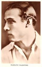 act022045 - Rudolph Valentino Movie Star Actor Actress Film Star Postcard, Old Vintage Antique Post Card