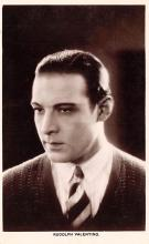 act022069 - Rudolph Valentino Movie Star Actor Actress Film Star Postcard, Old Vintage Antique Post Card
