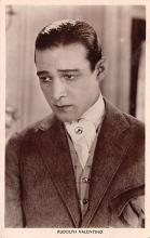 act022104 - Series 88, Rudolph Valentino Movie Star Actor Actress Film Star Postcard, Old Vintage Antique Post Card
