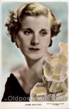 act023020 - Diana Wynyard Actor / Actress Postcard Post Card Old Vintage Antique