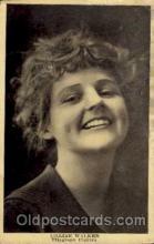 act023032 - Lillian Walker Postcard, Post Card
