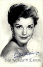 act023033 - Esther Williams Actor / Actress Postcard Post Card Old Vintage Antique
