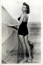 act023035 - Esther Williams Actor / Actress Postcard Post Card Old Vintage Antique