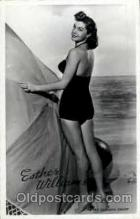 act023038 - Esther Williams Actor / Actress Postcard Post Card Old Vintage Antique