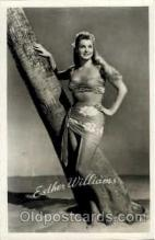 act023039 - Esther Williams Actor / Actress Postcard Post Card Old Vintage Antique