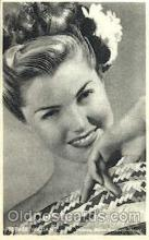 act023077 - Esther Williams Trade Card Actor, Actress, Movie Star, Postcard Post Card