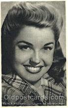act023079 - Esther Williams Actor, Actress, Movie Star, Postcard Post Card